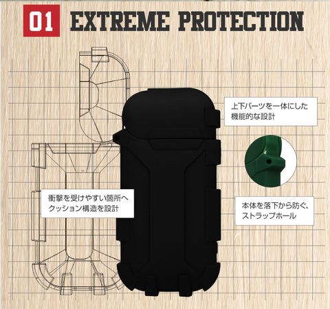 fantastick extreme protecto for iqos