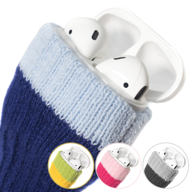 Sox for AirPods エアポッズ用ソックス型カバー