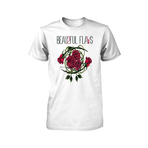 YOUTH GIRLS BEAU2FUL FLAWS T-SHIRT