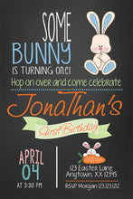 Bunny Birthday Kids Initations