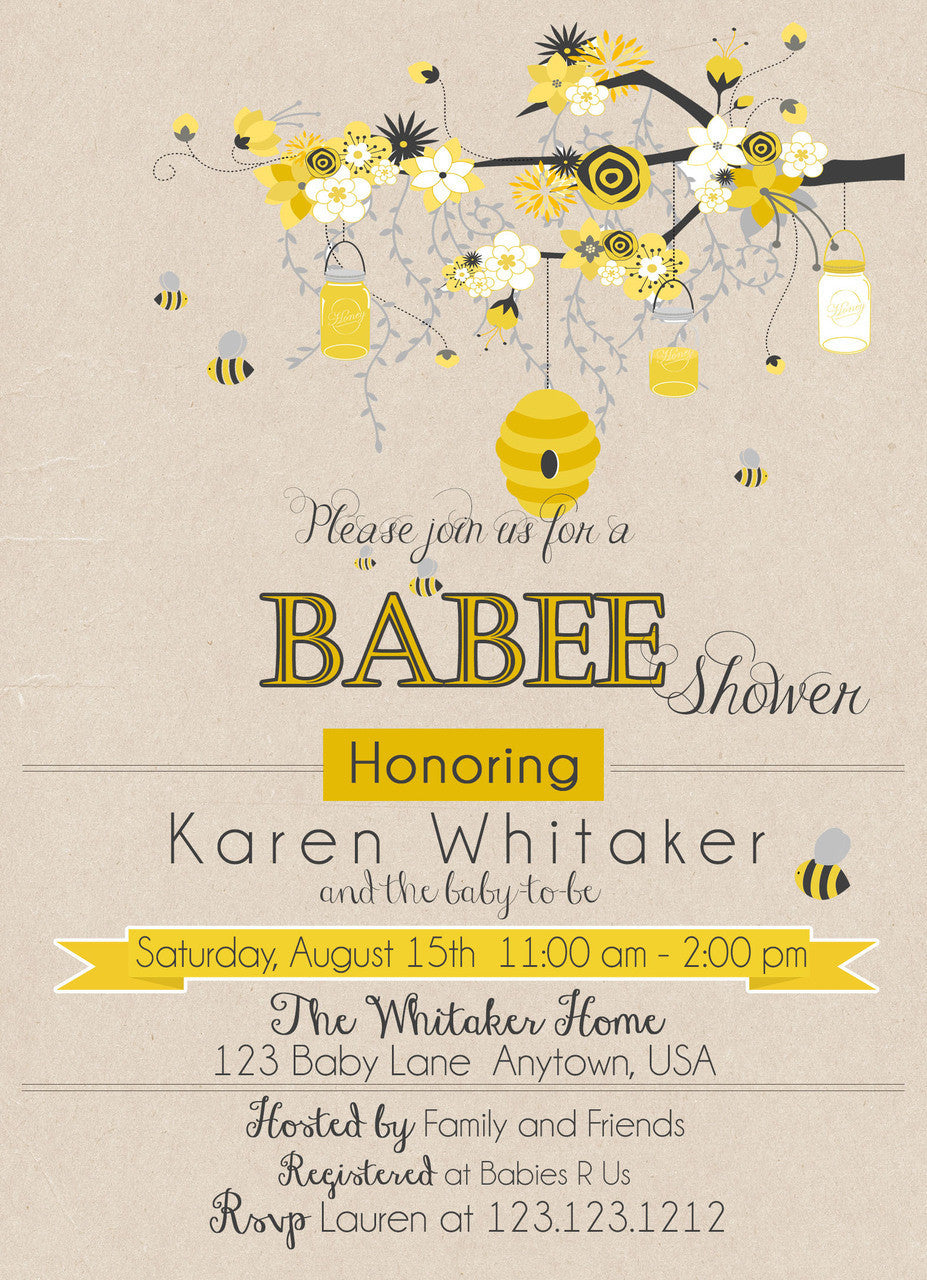 Mommy to bee baby shower invitation invitetique mom to bee baby shower invitations filmwisefo Choice Image