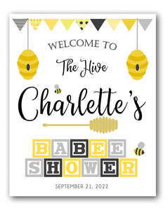 mommy to be baby shower decoration