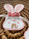 Bunny High Chair banner