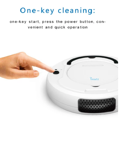 3-in-1 sweeping robot cleaner