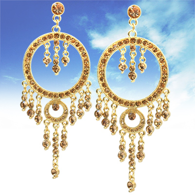 Earrings Set- Exquisite Crystal & Rhinestone Collection -20