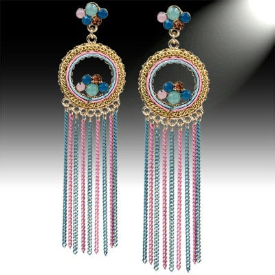Earrings Set - Beautiful Chandelier Collection -38