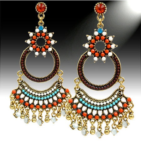 Earrings Set- Beautiful Chandelier Collection -15