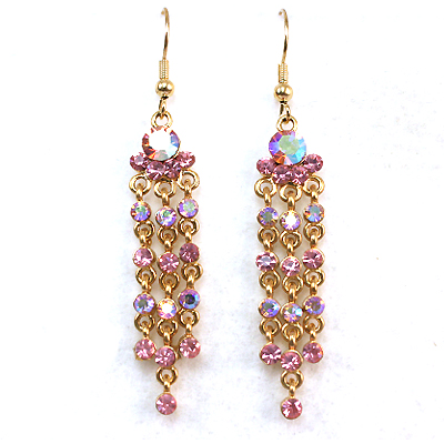 Earrings Set-  SWAROVSKI-Crystal Shimmering Collection -28