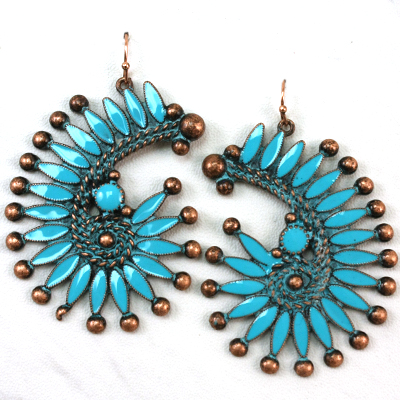 Earrings Set- Beautiful Mozaik Collection -29