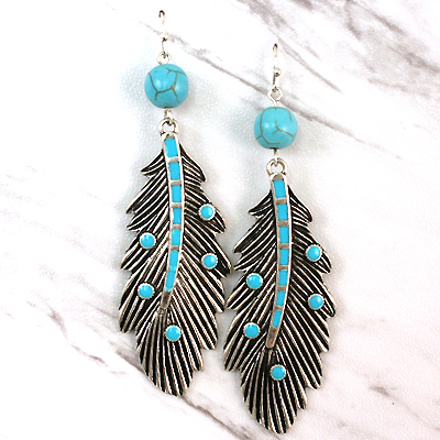 Earrings Set- Fashion Feather Collection-21
