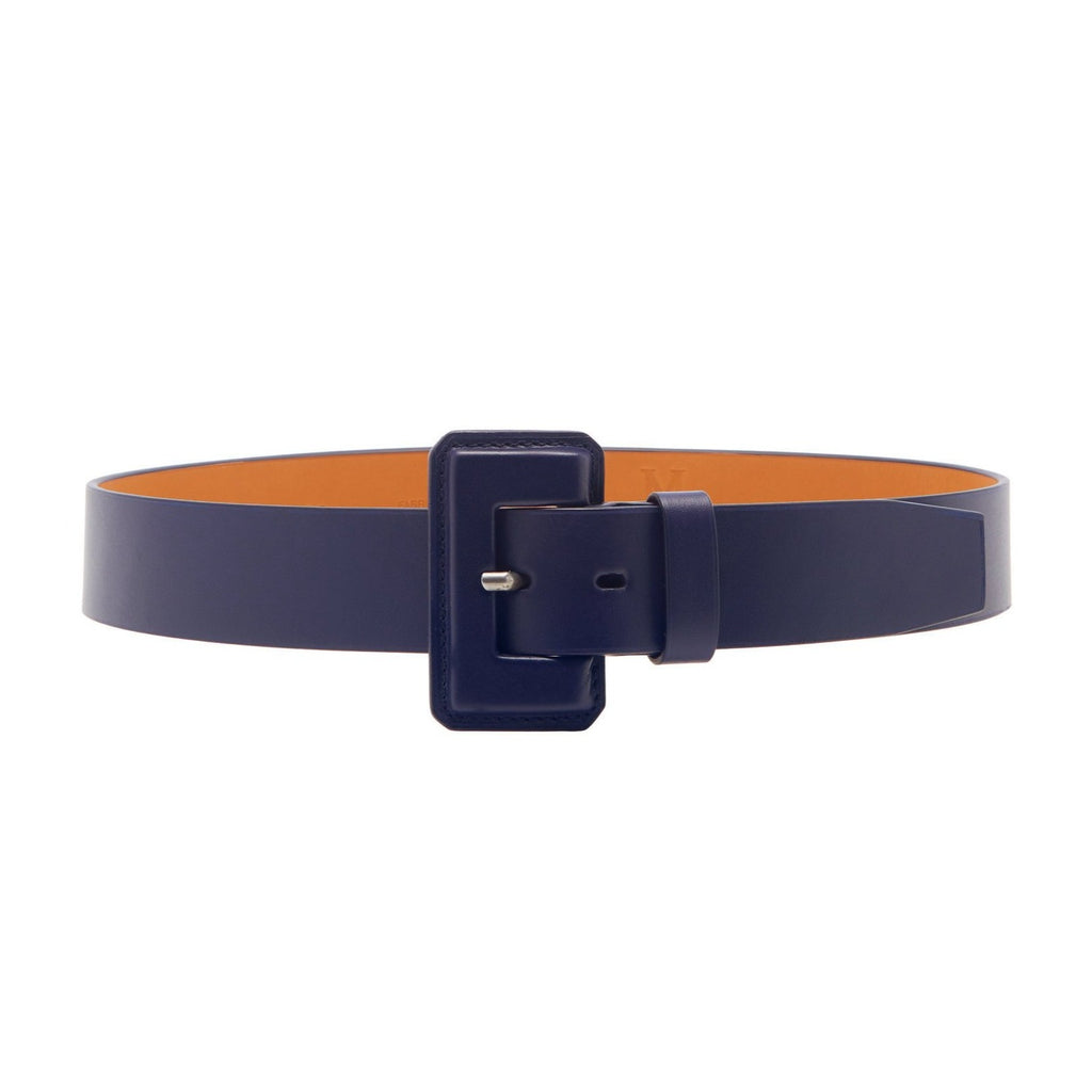 Maison Vaincourt Wide Buckle Belt Timeless Martha's Vineyard