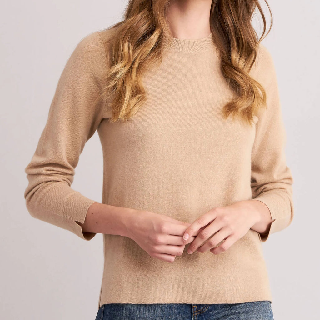 Repeat Basic Cashmere Sweater Timeless Martha's Vineyard