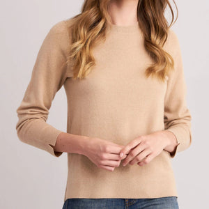 Repeat Cashmere Crewneck Timeless Martha's Vineyard