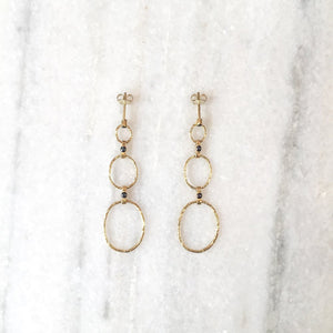 5 Octobre Bea Drop Earring Timeless Martha's Vineyard