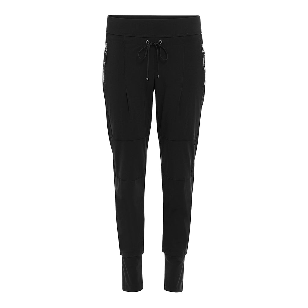 Raffaello Rossi Candy Pant Black Timeless Martha's Vineyard