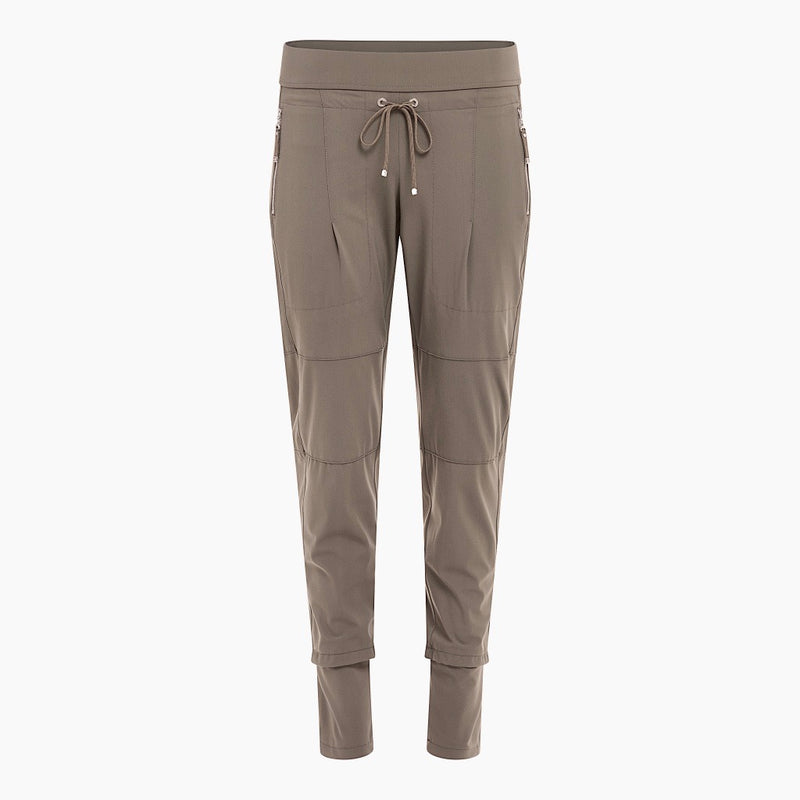 Raffaello Rossi Candy Pant Taupe Timeless Martha's Vineyard