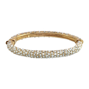 Ciner Gold Bangle Timeless Martha's Vineyard
