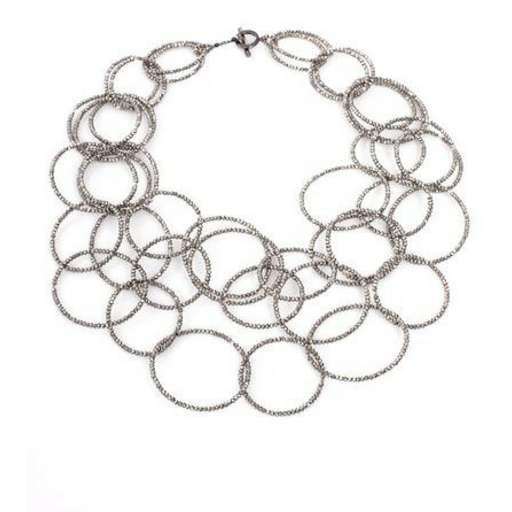 Millianna Sabrina Necklace TImeless Martha's Vineyard
