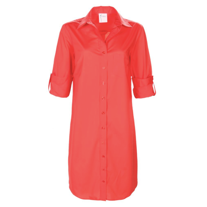 Finley Shirts Alex Shirtdress Timeless Martha's Vineyard