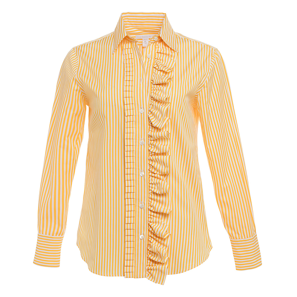 Bagutta Striped Shirt Timeless Martha's Vineyard