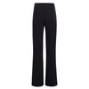 Edward Achour Navy Crepe Pants Timeless Martha's Vineyard