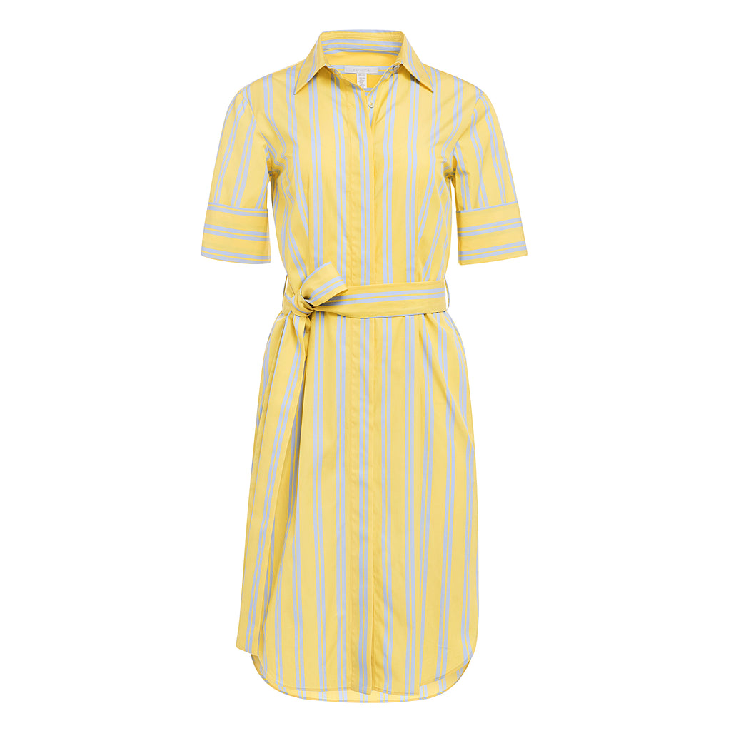 Bagutta Striped Shirt Dress Timeless Martha's Vineyard