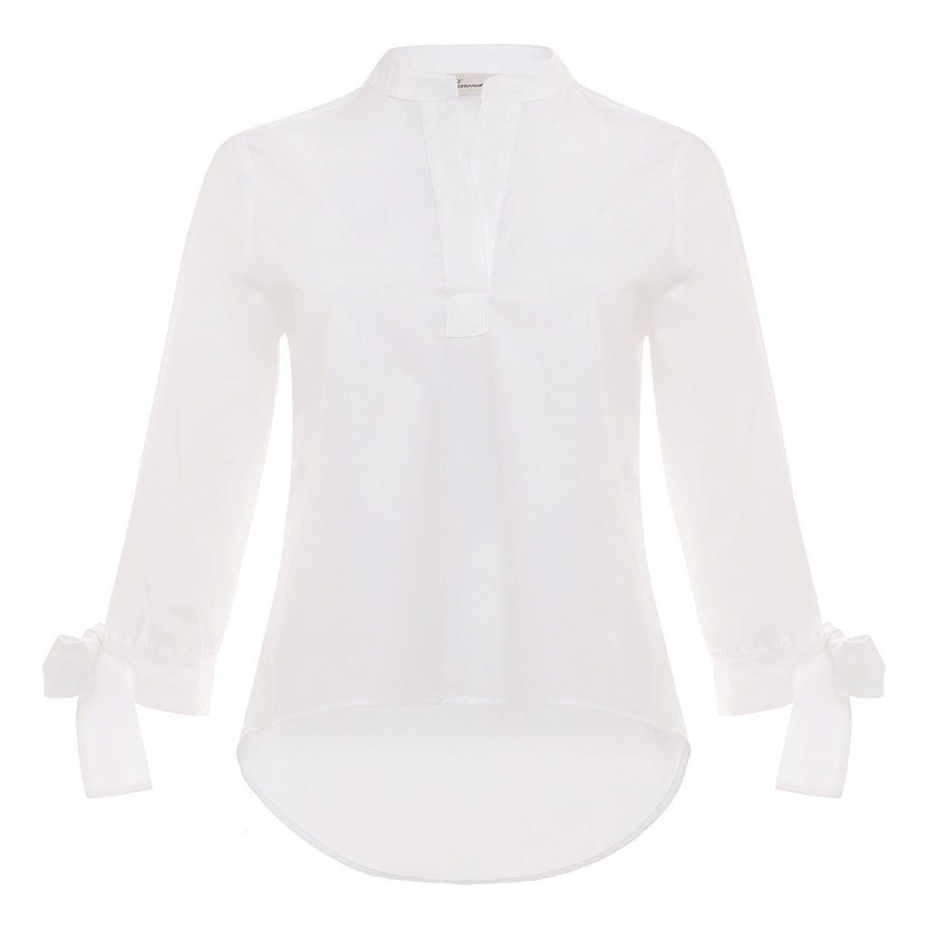 Parronchi Cotton Shirt Timeless Martha's Vineyard