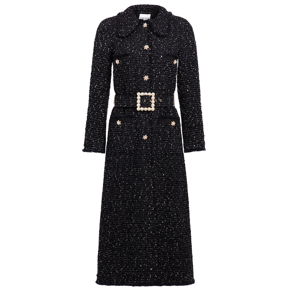 Edward Achour Coat Dress Timeless Martha's Vineyard