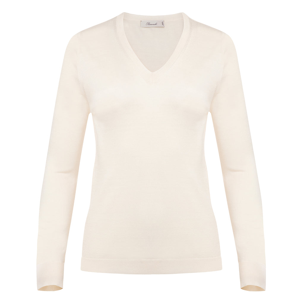 Parronchi Silk Sweater Timeless Martha's Vineyard