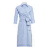 Le Sarte Pettegole Cotton Wrap Dress at Timeless Martha's Vineyard