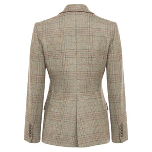 T.ba Life Classic Fitted Tweed Jacket Timeless Martha's Vineyard