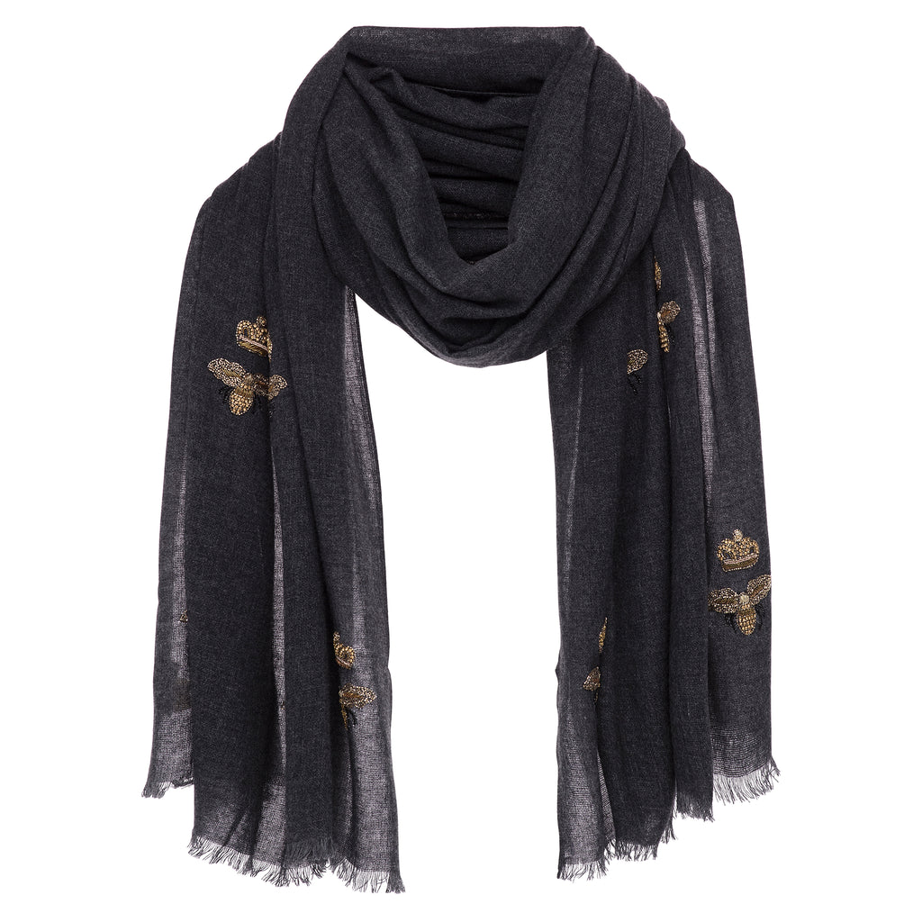 Queen Bee Scarf