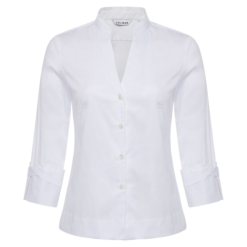Caliban White Blouse Timeless Martha's Vineyard