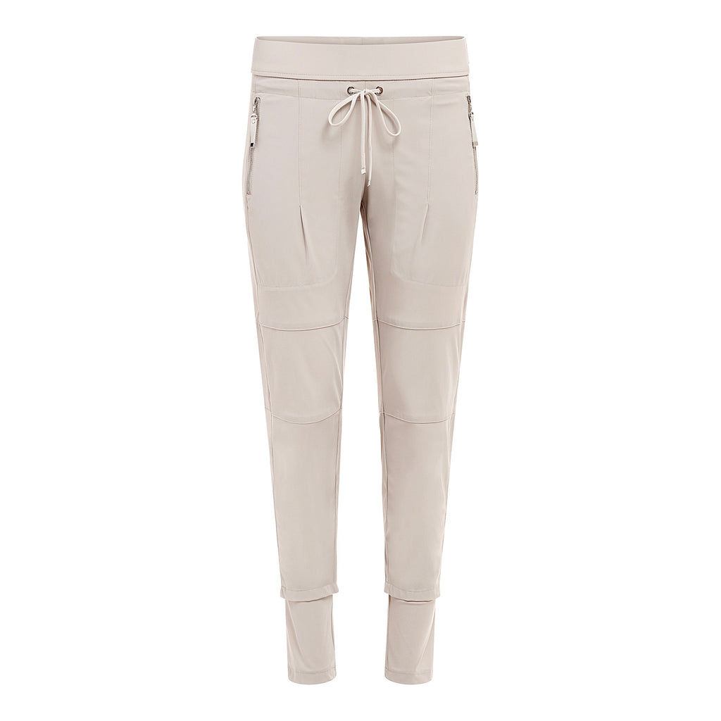 Raffaello Rossi Candy Pant Chalk Kalk Timeless Martha's Vineyard
