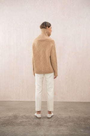 Joohnstons Aisling cashmere sweater Timeless Martha's Vineyard