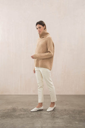 Aisling cashmere sweater Timeless Martha's vineyard