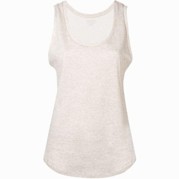 Majestic Filatures Cotton Cashmere Tank Timeless Martha's Vineyard