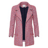Edward Achour Red Blazer Timeless Martha's Vineyard