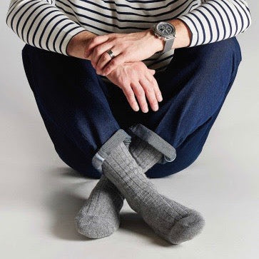 Waddington Cashmere Socks