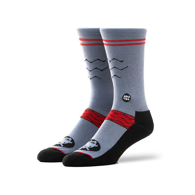 Socks - Medias / Calcetines marca Anatag, modelo Ride The Wave. - ANATAG - OsixStore