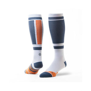 Socks - Calcetines Anatag, modelo Rising Tide, Colección Running Knee. - ANATAG - OsixStore