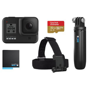 Gopro Hero 8 Black Holiday Bundle 2020.