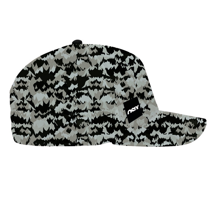 Gorra Osixwear, modelo Seven Black Nation Army.