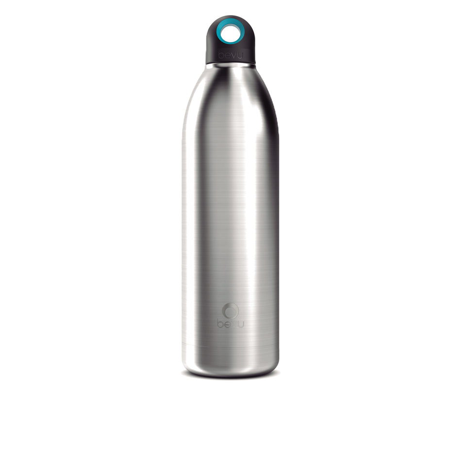 Bevu® Duo Botella Térmica Steel 750ml/25oz