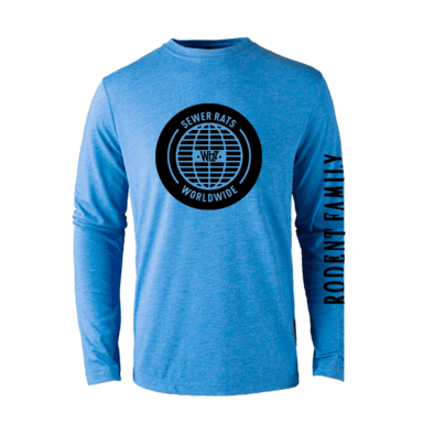 Apparel - Sewer Rats Blue - Sueter Wizz para caballeros. - WIZZ - OsixStore