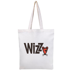 Accesories - Bolsos Tote Bags Bargain Canvas, modelo Wizz Logo. - WIZZ - OsixStore