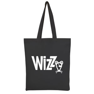 Accesories - Bolsos Tote Bags Bargain Canvas, modelo Logo Wizz BN. - WIZZ - OsixStore