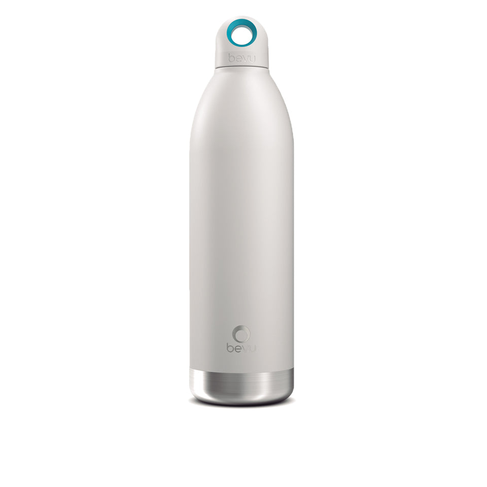 Bevu® DUO Botella Térmica White 750ml/25oz.