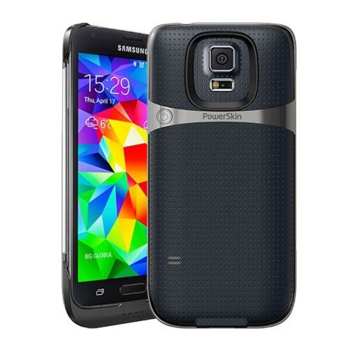 Eelctronicos - Forro Protector PowerSkin Samsung Galaxy S5. - POWERSKIN - OsixStore