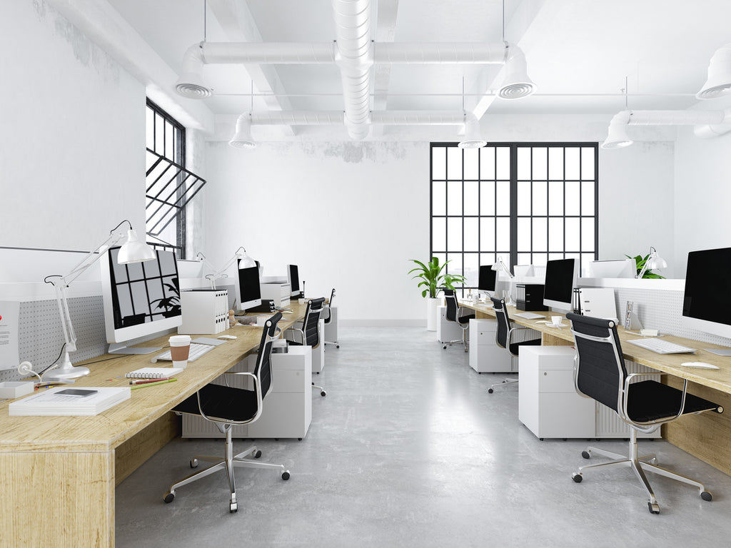 Top 7 Benefits of Ergonomic Office Furniture